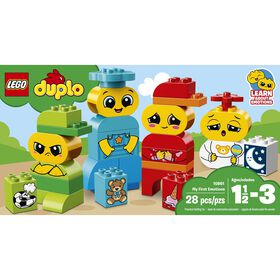 LEGO DUPLO My First My First Emotions 10861