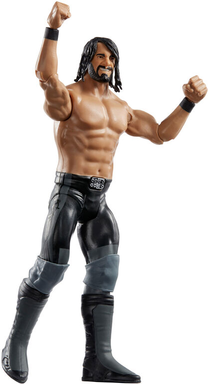 WWE Sound Slammers Seth Owens Action Figure - English Edition