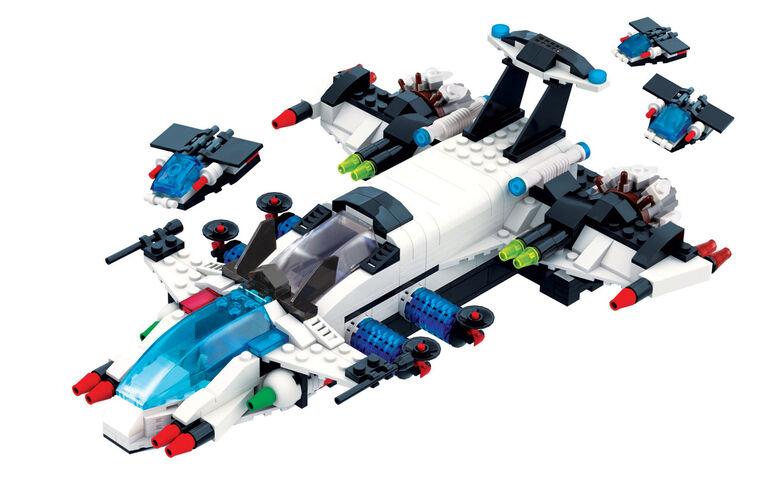 Block Tech - Galactic Battles: Space Assault 602 pc