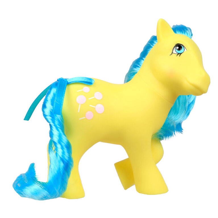 My Little Pony - My Little Pony Classic Unicorn & Pegagus Ponies - Tootsie - English Edition - R Exclusive