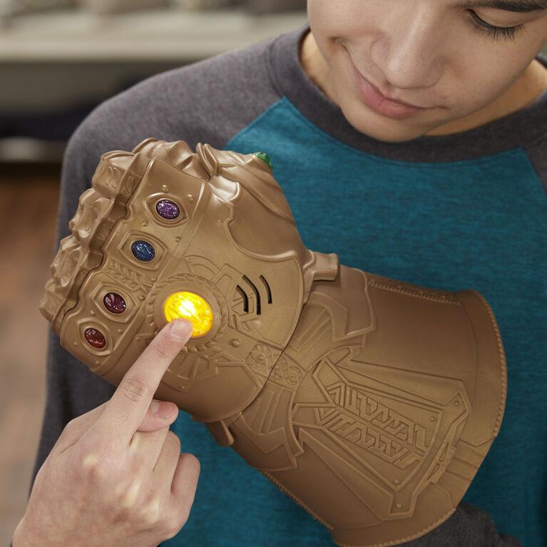 Marvel Infinity War - Gant de l'infinité électronique
