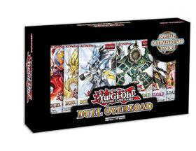 Yu-Gi-Oh! Duel Overload Box