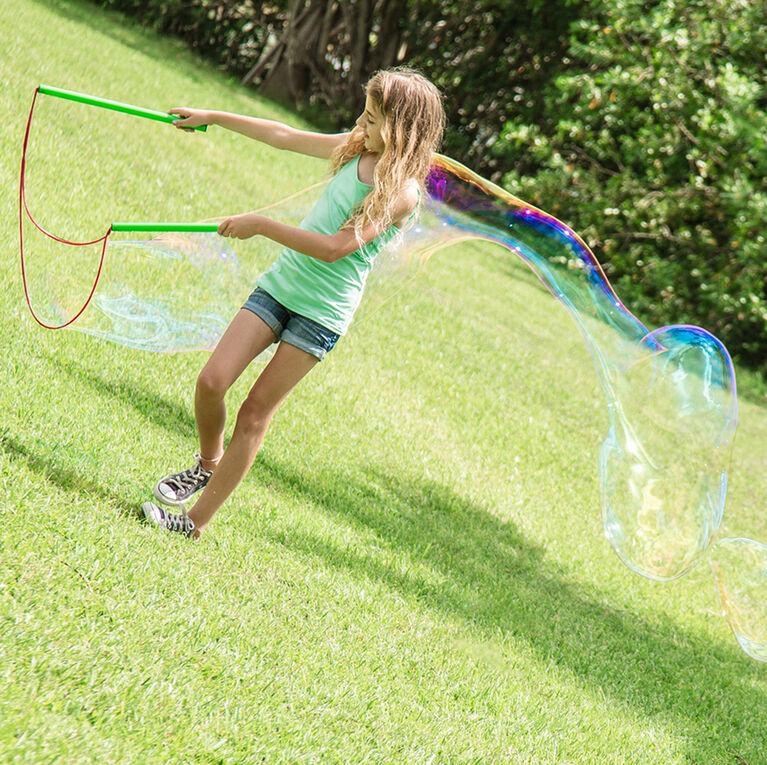 WOWMAZING Recharge pour bulles géantes