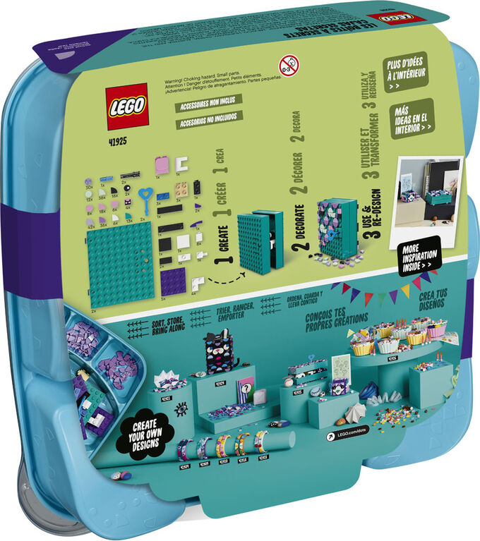 LEGO DOTS Les Boîtes à secrets 41925