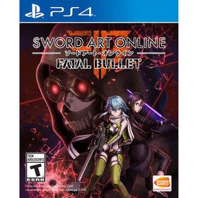 PlayStation 4 - Sword Art Online: Fatal Bullet