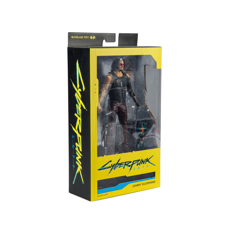 "McFarlane - Cyberpunk 2077: 7"" Figure - Johnny Silverhand (Variant)"