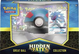 Pokemon TCG: Hidden Fates Great Ball Collection - Shiny Zoroark-GX