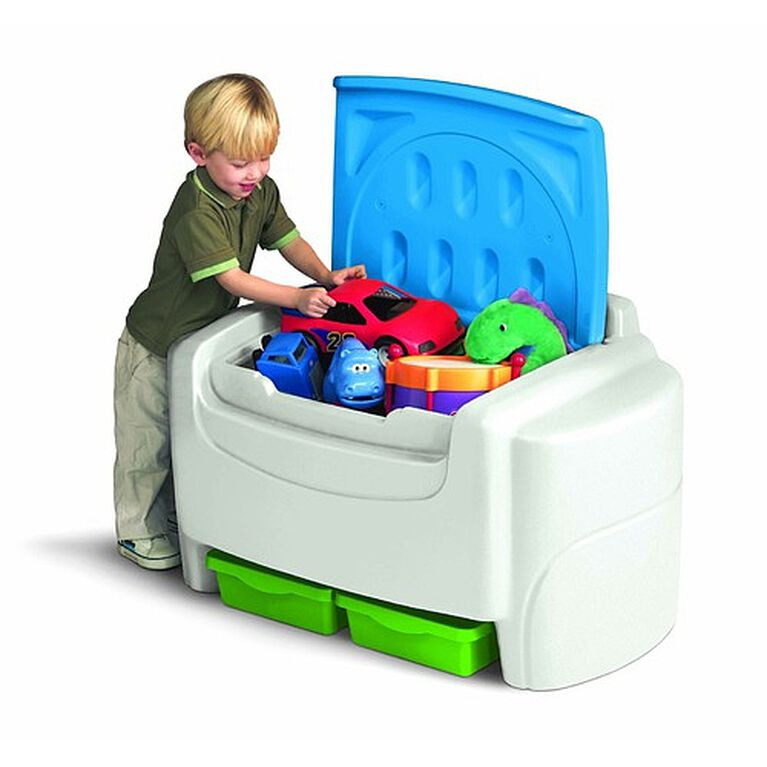 Coffre à jouets Little Tikes Bright 'N Bold