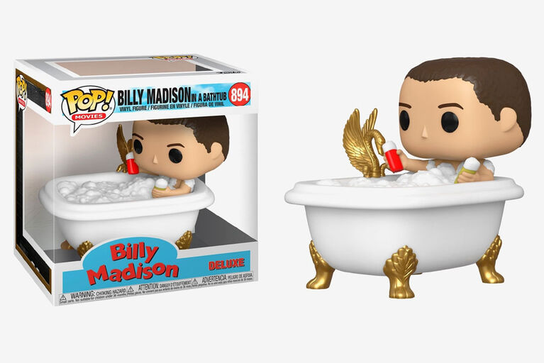 Funko POP! Deluxe Movies: Billy Madison - Billy Madison in Bath - English Edition