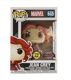 Funko POP! Marvel: X-Men - Jean Grey (Exclusive) (Glow in The Dark) - R Exclusive