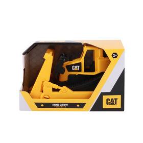 Assortiment de véhicules Mini Crew Cat