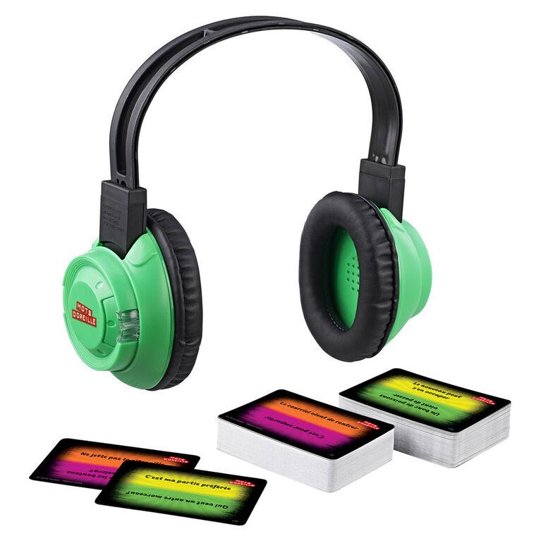Hasbro Gaming - Hearing Things Game - French Edition