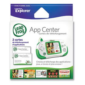LeapFrog - Leapster Explorer Download Card French Edition