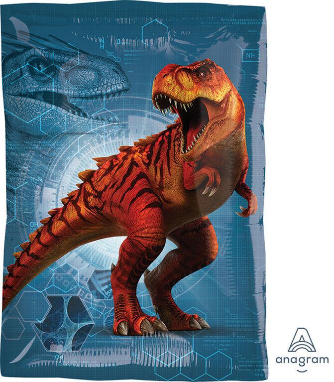"Jurassic World Square 18"" Foil Balloon"