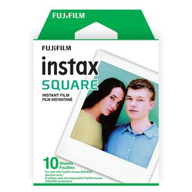 Fujifilm Instax Square  Instant Film - Single Pack (10 EXP)