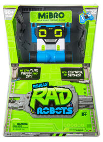 Real Rad Robots R/C Robot - English Edition