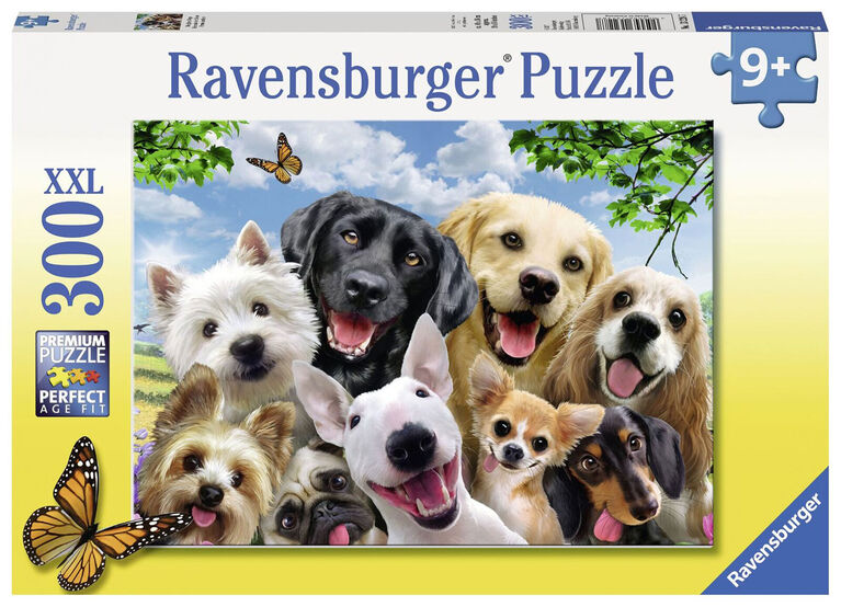 Ravensburger: Animals - Delighted Dogs Puzzle 300 Piece