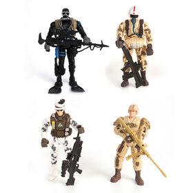 Soldier Force Squad Patrol Figures Set - R Exclusive