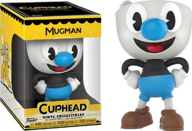 Funko Pop! Cuphead-Mugman Vinyl Figure