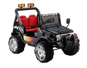 Kidsquad Wrangler Style 12V Black