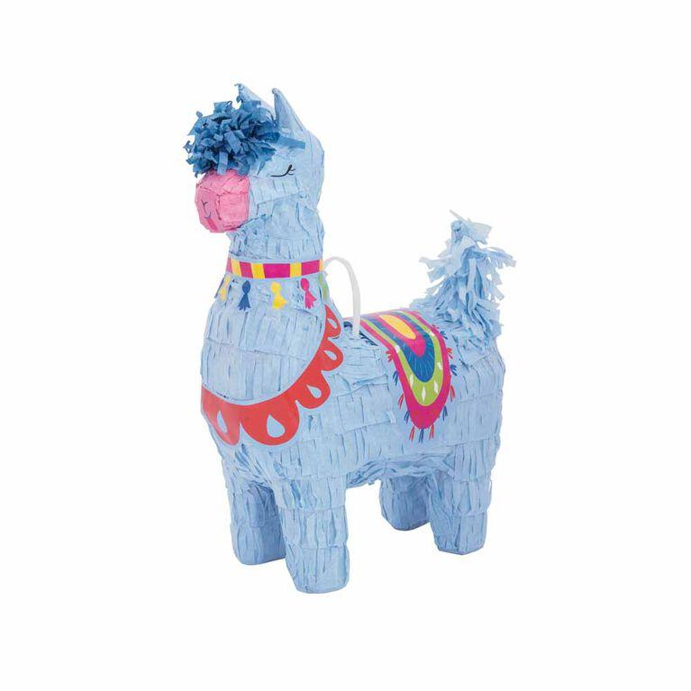 Mini Llama Pinata Favor Decoration
