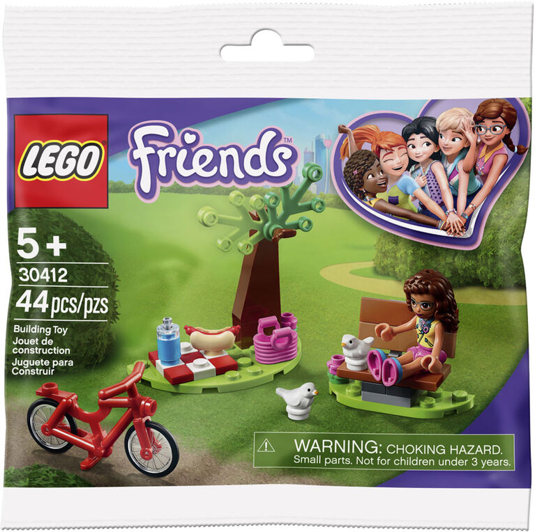 LEGO Friends Park Picnic 30412
