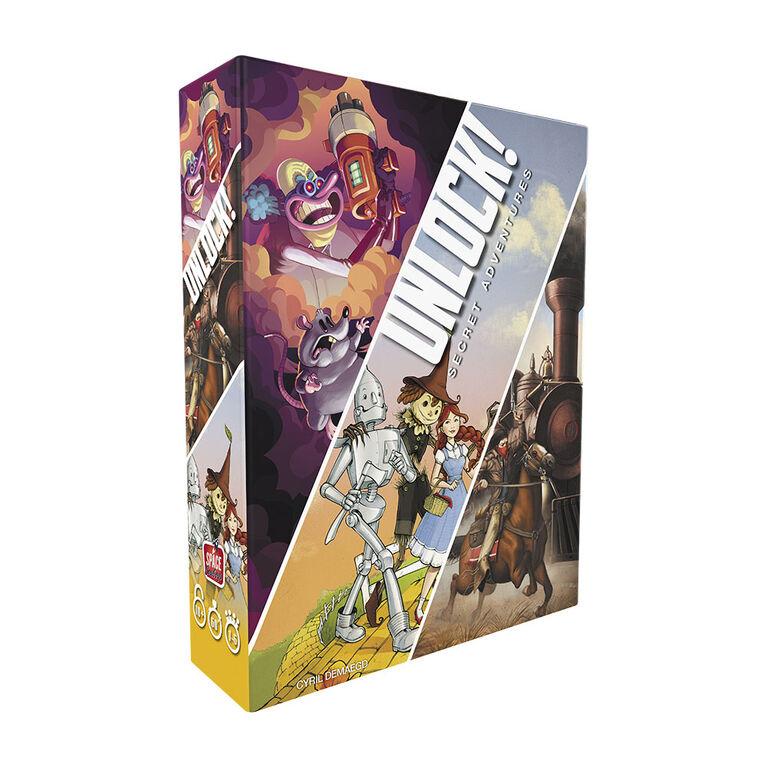Space Cowboys - Unlock: Secret Adventures - Édition anglaise