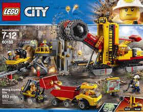 LEGO City Mining Mining Experts Site 60188