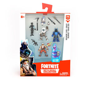 Collection Fortnite Battle Royale: Emballage Équipe