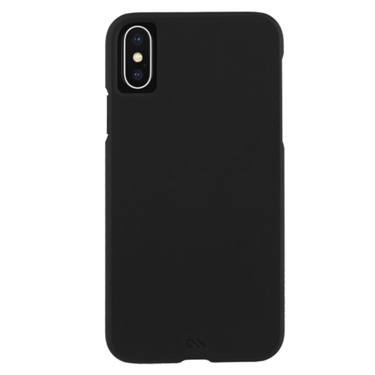 Case-Mate Barely There Case  iPhone Xs/X Black