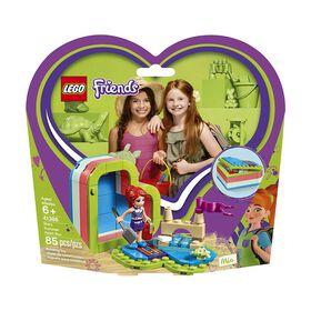 LEGO Friends Mia's Summer Heart Box 41388