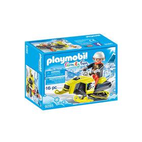 Playmobil - Motoneige (9285)