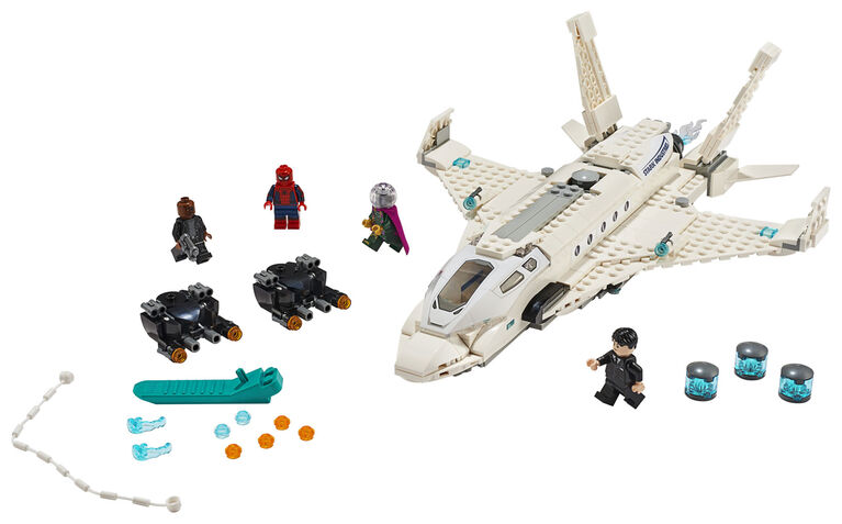 LEGO Super Heroes Marvel Stark Jet and the Drone Attack 76130