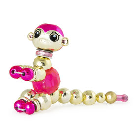 Twisty Petz – Bracelet pour enfants Honeycomb Monkey.