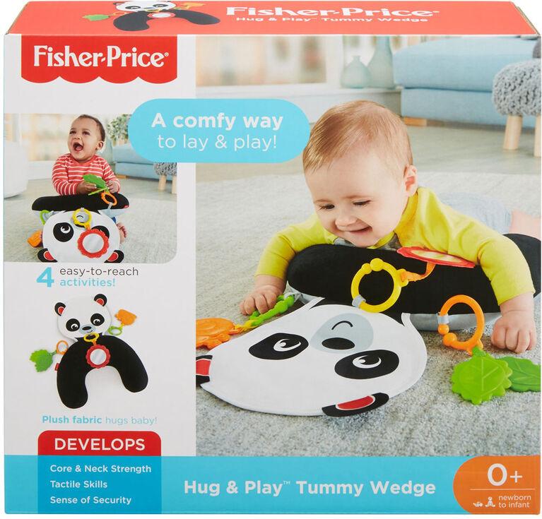Fisher-Price - Coussin Câlins et jeu