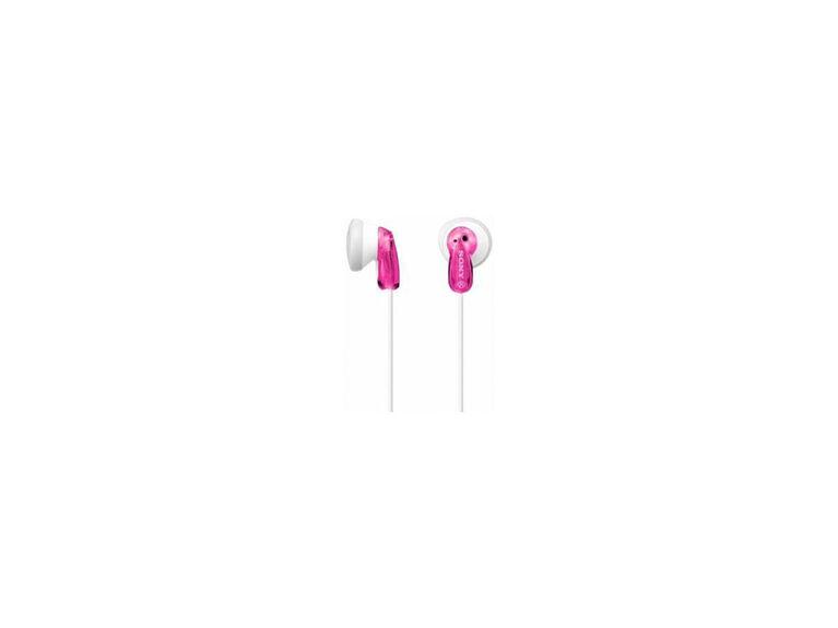 Sony Fashion Earbud, Pink