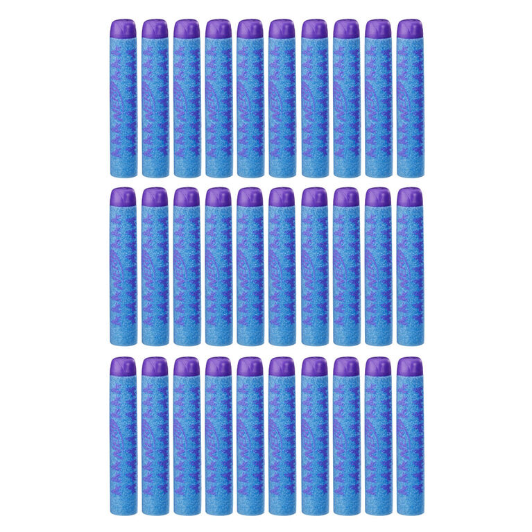 Fortnite Nerf Official 30 Dart Elite Refill Pack for Nerf Fortnite Elite Dart Blasters