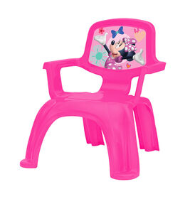 Minnie Mouse Resin Chair