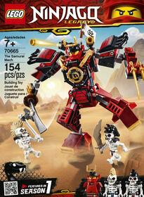 LEGO Ninjago Le robot samouraï 70665