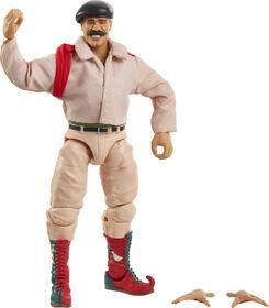WWE – Collection Elite – Figurine articulée – Colonel Mustafa
