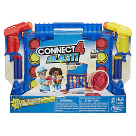 Connect 4 Blast! Game