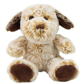 Animal Adventure Tomkins 5 inch Ultra-Soft Plush Animals Tan Dog