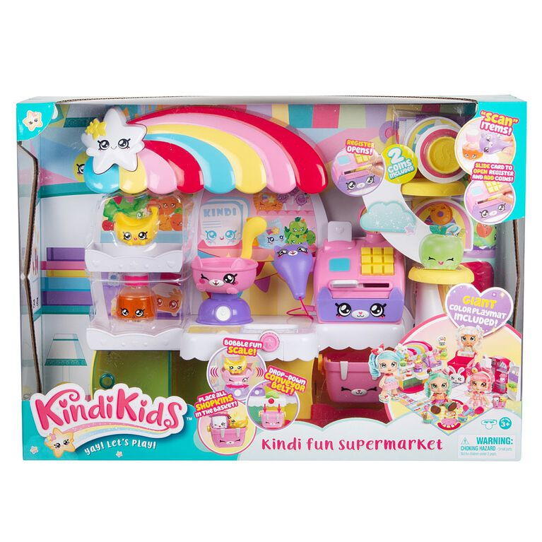 Kindi Kids Fun Supermarket