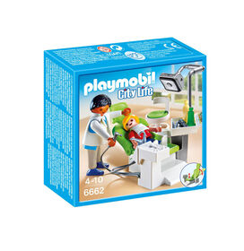 Playmobil - Dentist with Patient