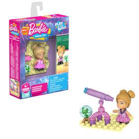 Mega Construx Barbie Astronomer
