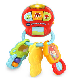 Vtech - Smart Sounds Baby Keys - English Edition