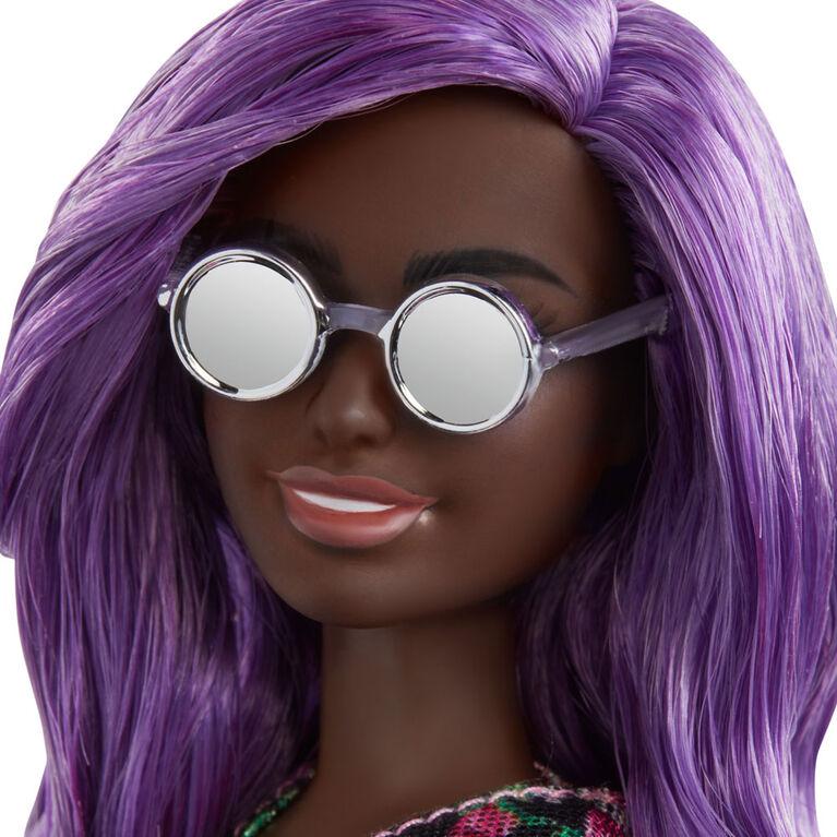 Barbie Fashionistas Doll #125 - Purple Hair