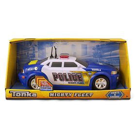 Tonka - Lumières & son - voiture de Police