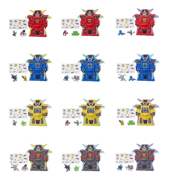 Power Rangers Toys Micro Morphers Zords Series 1 Collectible Figures