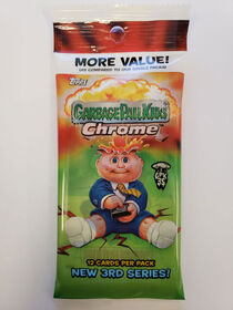 2020 Garbage Pail Kids Chrome Fat Pack - English Edition